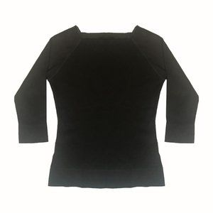 H&M Ribbed Square Neck Top - NWOT